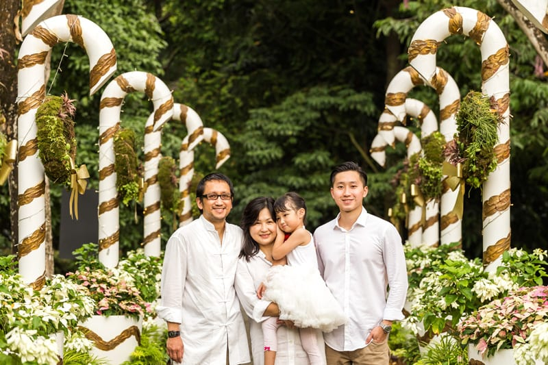 Family Photography in Singapore