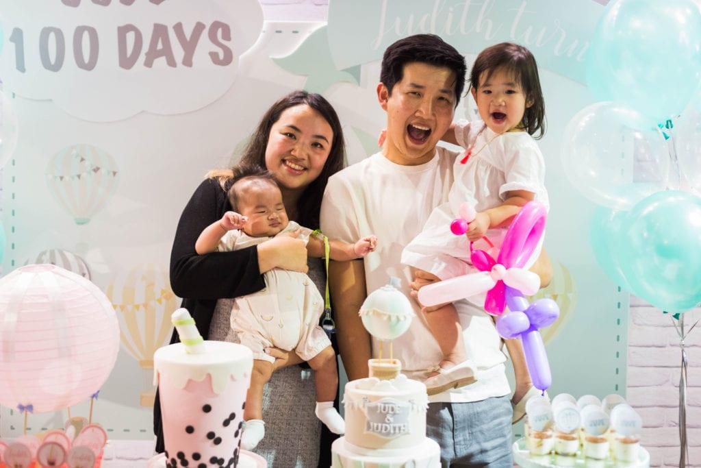 Birthday Photoshoot Singapore