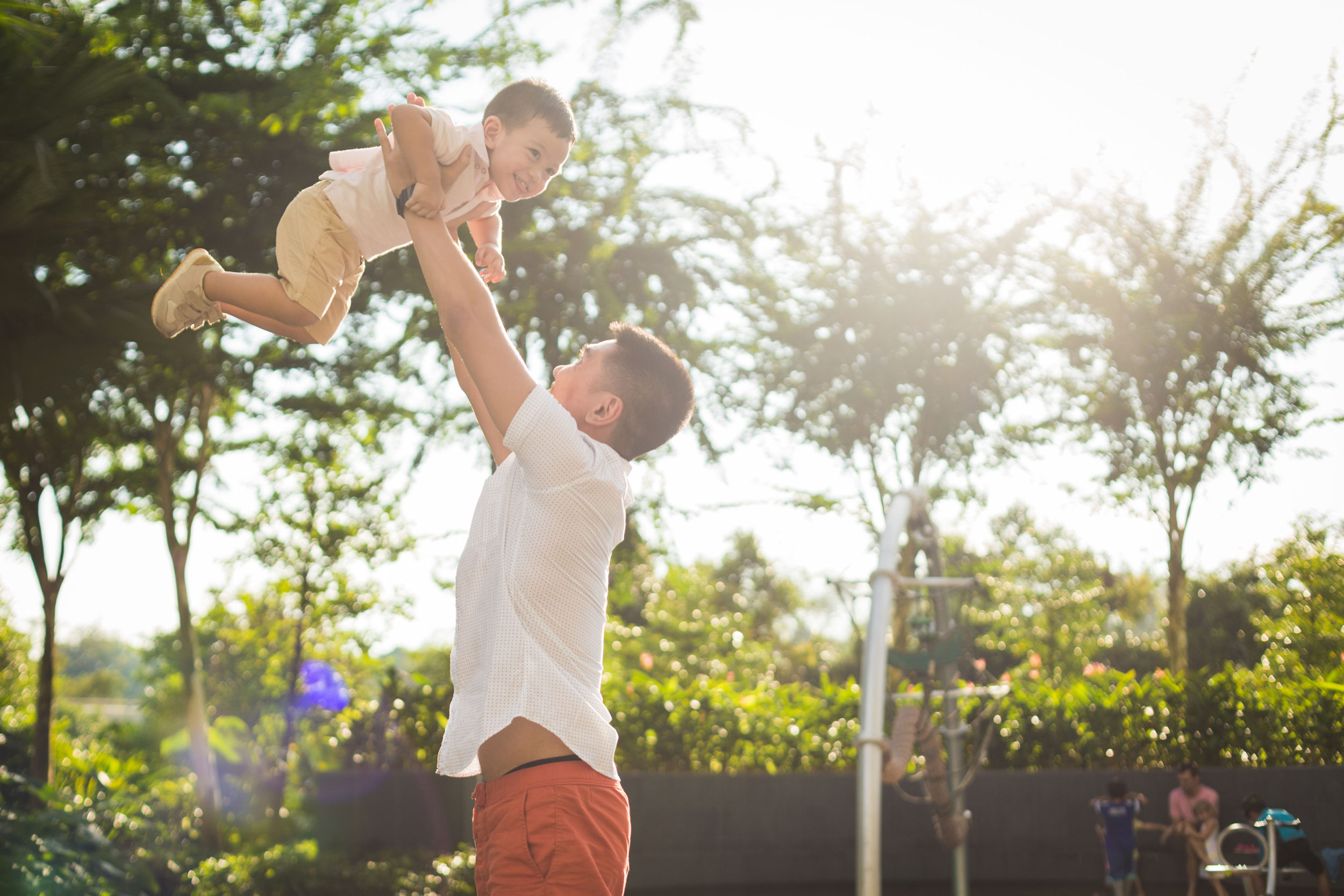 Experienced Family Photographer in Singapore